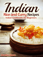 Indian Rice and Curry Recipes