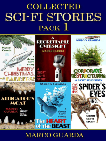 Collected Sci-Fi Stories - Pack 1: Collected Stories - Pack, #1
