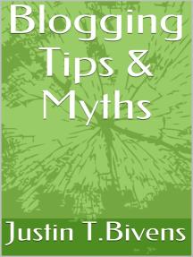Blogging Tips & Myths