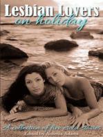 Lesbian Lover on Holiday