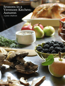 Seasons in a Vermont Kitchen: Autumn