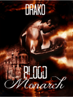Blood Monarch (The Dragon Hunters #6)