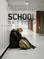 Bereavement Counseling in the School Setting