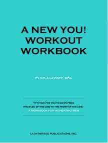A New You! Workout Workbook