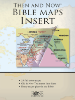 Rose Bible Map Insert
