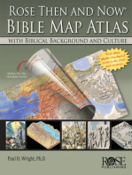 Rose Then and Now Bible Atlas