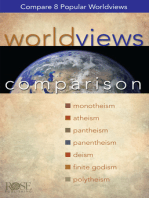 Worldviews Comparison