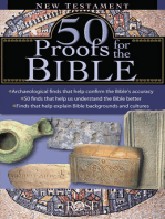 50 Proofs For the Bible