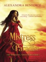 Mistress of Paradise (A Hawkins Brothers Novella)