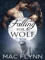 Falling For A Wolf #1 (BBW Werewolf Romance)