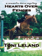 Hearts Over Fences - A Romantic Horse Mystery