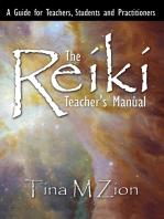 The Reiki Teacher's Manual