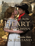 Heart of a Woman (Book Three of the Brides of the West)
