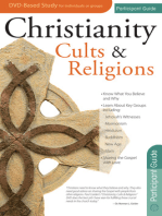Christianity, Cults and Religions Participant Guide