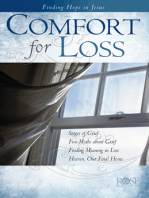 Comfort for Loss