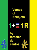 Verses of Nebajoth