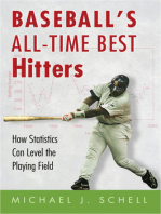 Baseball's All-Time Best Hitters