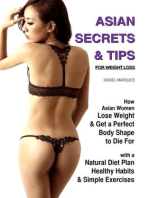 Asian Secrets and Tips for Weight Loss