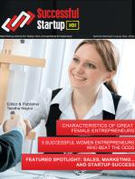 Successful Startup 101 Magazine