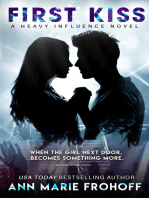 First Kiss (Heavy Influence #1)