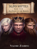 Island Shifters - An Oath of the Kings (Book Four)