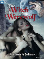 The Witch and the Werewolf (Immortal Passions, #2)