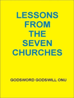 Lessons from the Seven Churches