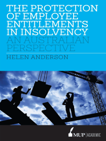 The Protection of Employee Entitlements in Insolvency: An Australian Perspective