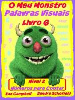 O Meu Monstro Palavras Visuais - Nível 2 Livro 6