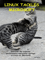 Linux Tackles Microsoft