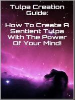 Tulpa Creation Guide