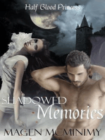 Shadowed Memories (Half-Blood Princess, #3)