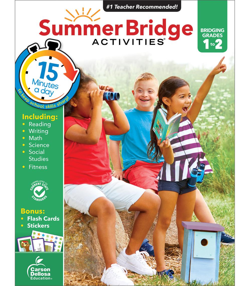 Read Summer Bridge Activities® Online by Summer Bridge ...