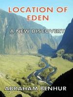 Location of Eden