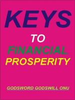 Keys to Financial Prosperity