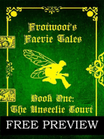 Frotwoot's Faerie Tales (Book One