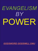 Evangelism By Power