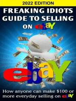 Freaking Idiots Guide To Selling On Ebay