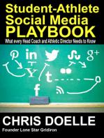 Student-Athlete Social Media Playbook