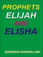 Prophets Elijah and Elisha