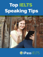 Top IELTS Speaking Tips