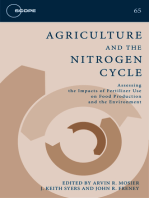 Agriculture and the Nitrogen Cycle