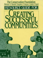 Resource Guide for Creating Successful Communities