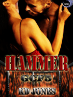 Hammer (Galactic Cage Fighter Series Book 5)