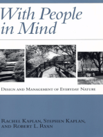 With People in Mind: Design And ManagemOf Everyday Nature