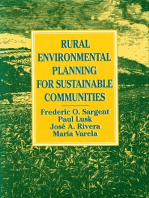 Rural Environmental Planning for Sustainable Communities