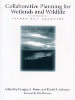 Collaborative Planning for Wetlands and Wildlife