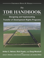 The TDR Handbook: Designing and Implementing Transfer of DevelopmRights Programs