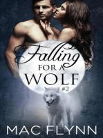 Falling For A Wolf #2 (BBW Werewolf Romance)