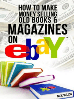 How to Make Money Selling Old Books and Magazines on eBay